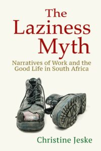 The Laziness Myth cover